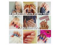 Jamberry Nails (work from home - part time)