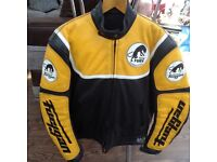 Furygan Motorbike Leather Jacket
