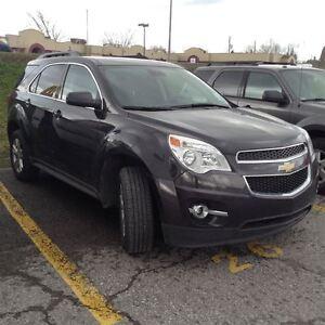 2013 Chevrolet Equinox LT V6/AWD ***ONLY 45612km***