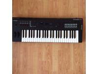 Yamaha MX49 Music Synthesizer Keyboard
