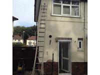 Ramsey window cleaning ladders