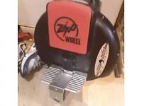 Zip wheels
