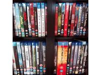 157 Blu-ray Collection Rare Limited Collectors Editions Deleted Director's Cut Bundle Movies HD