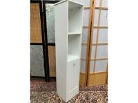 Bathroom Shelving Unit - White