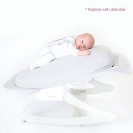 Babocush. Tummy time cushion. Colic, wind and reflux relief.