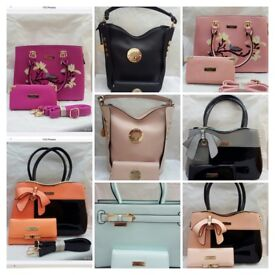 Ted Baker & Mulberry handbags
