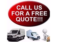 Professional & Reliable - 24/7 Man and Van service - Fulham & Nationwide