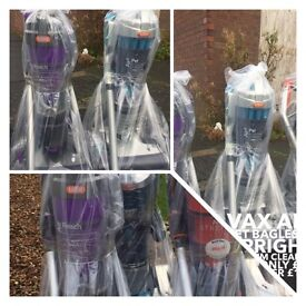 VAX BAGLESS UPRIGHT VACUUM CLEANERS HOOVERS vc