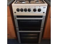 Beko gas cooker for sale! Not even a year old, still under warranty.