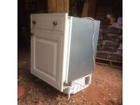 NEFF freezer 65x65 under counter size.60cms W Good condition.