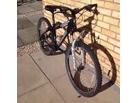 Specialized hardrock bike