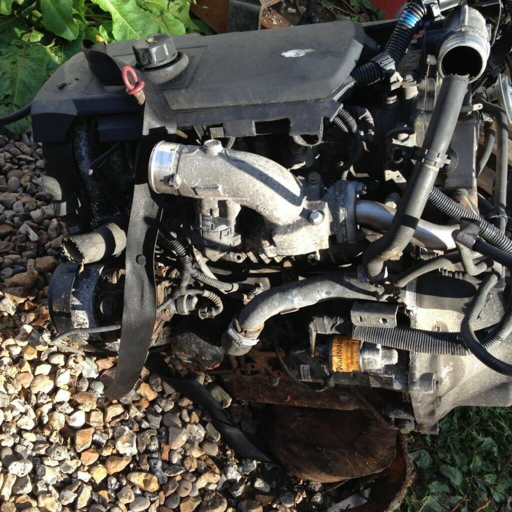 Fiat Ducato 2 3 Multijet Complete Engine Euro4 Code