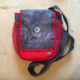 Trespass Glasgow 2014 Commonwealth Games satchel