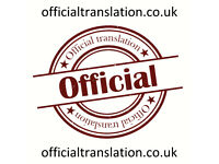 Certified translation for all your needs