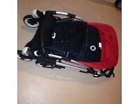 Great condition Bugaboo Bee 3-Red