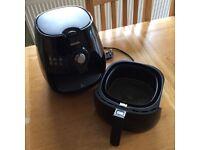 Philips AirFryer Oil-Free Fryer HD9220/20 Black Plastic