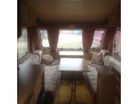 Elddis Knightsbridge Caravan 1998