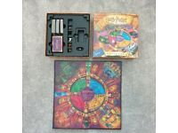 Harry Potter and the Philosopher's Stone Trivia Boardgame