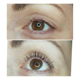Lash Lift Summer Deal £20