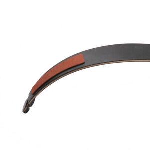 2pcs Bow String Silencer Pads Archery Bowstring Noise Vibration Reduce Strip
