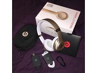 MINT Dr Dre Beats Wireless Solo 3 (Gold)