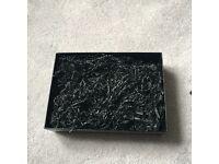 BLACK BOXES: Empty x Job Lot of 85 boxes !