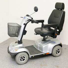 Invacare Orion 8mph Stylish Mobility Scooter. FREE Delivery. Mint Condition.