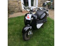 Lexmoto Tommy 125 low mileage open to sensible offers no time wasters please