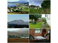 Three bed house exchange acharacle to fort william