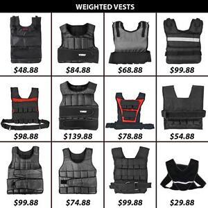 Bodyweight   Tko   Heavy   Training   Spri   Nylon   Weighted   Vest   Vests   Weight