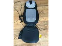 HoMedics shiatsu back and neck massage chair