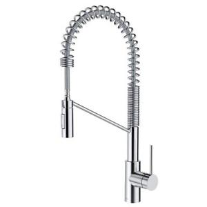 NEW Kraus KPF-2631CH Commercial Kitchen Faucet, Chrome