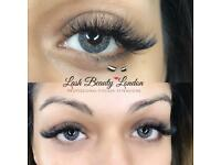 EYELASH EXTENSIONS AND LASH LIFT IN HARROW, HA1