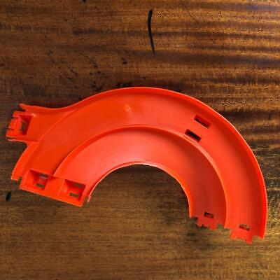 Hot Wheels Super Ultimate Garage Replacement Part - Orange Spiral Track ED / FH