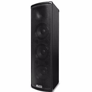 ALTO TROUPER Compact High-Performance PA Speaker System