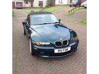 BMW Z3 2.8I Z3 Roadster 1998 193 bhp