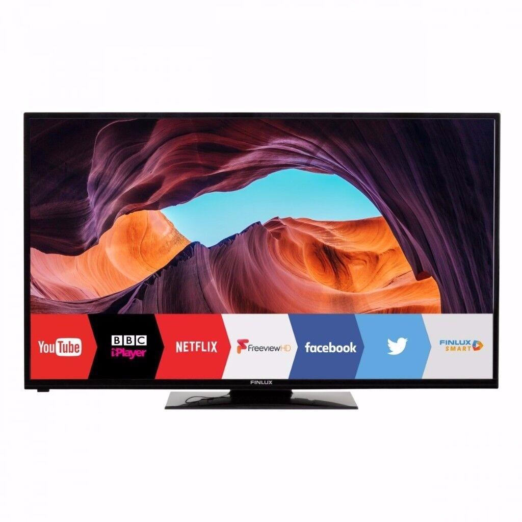 Finlux 43 inch Full HD Smart LED TV , Wifi , Freeview HD
