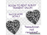 Room To Rent, Barber Required, Chair To Rent in busy salon. No Beauty Therapist Required