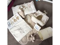 Baby nursery set. Mamas and papas 'once upon a time' collection