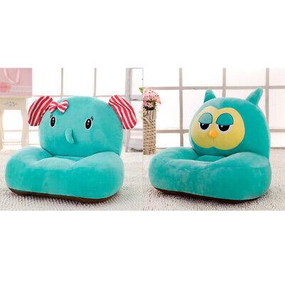 Set of 2 Kids Furniture Lounger Bed Sofa Armchair Children Chair Seat Decor