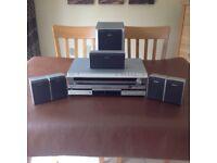 Sony Surround Sound And Panasonic Video