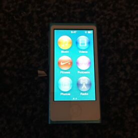 iPod Nano 16gb 7th gen