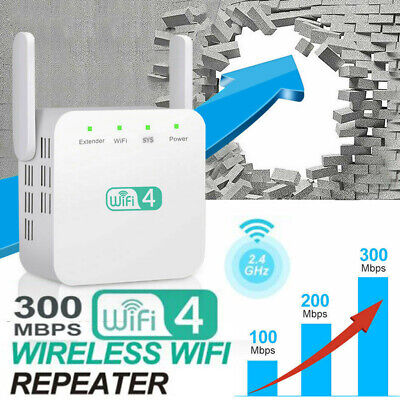 WiFi Repeater Dual Band 2.4G/5G 1200Mbps WIFI Range Extender Wifi Signal Booster