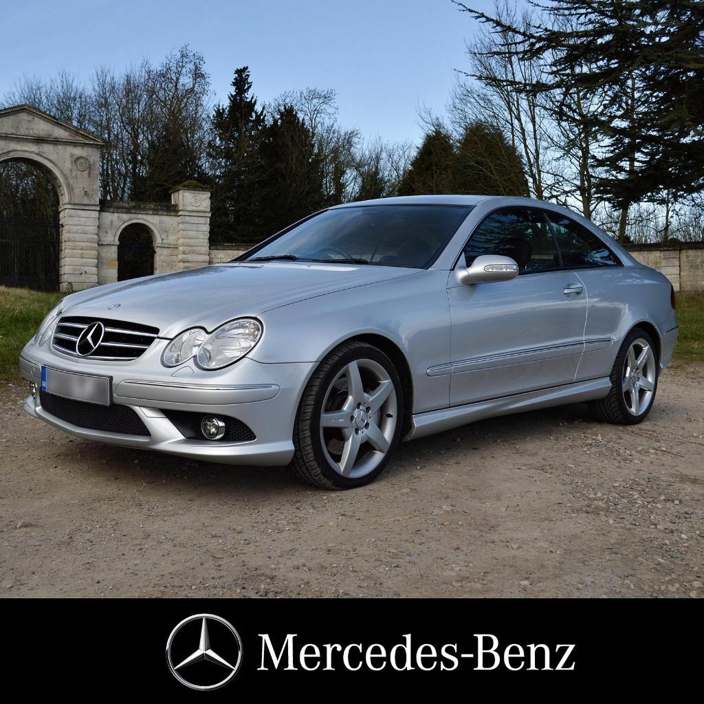 mercedes clk 200 kompressor amg sport in doncaster. Black Bedroom Furniture Sets. Home Design Ideas