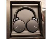Sony MDR XB950 Bluetooth Headphones