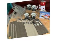 Kitchen essentials BRAND NEW £80 savings