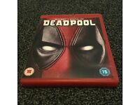 *** Deadpool on Blu-ray £10 (includes Digital Download) ***