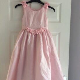 Pink Pronuptia Paris Bridesmaid dress