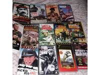 War 2 movies on vhs