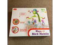 Happy Bird Mobile - Brand New